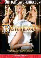 B Is For Blondes Porn Video