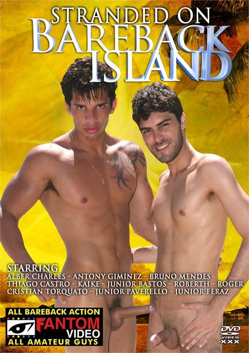Stranded on Bareback island Boxcover