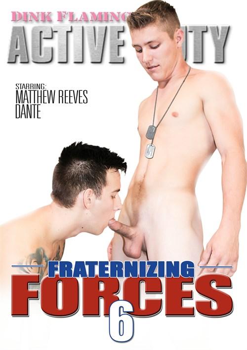 Fraternizing F-rces 6 Boxcover