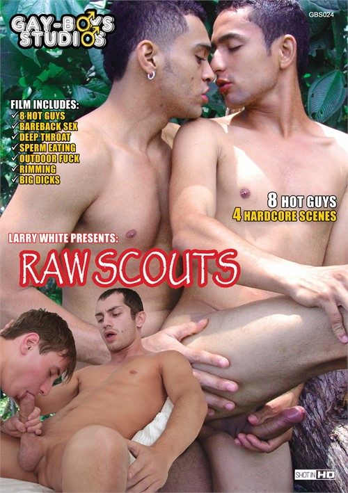 Raw Scouts Boxcover