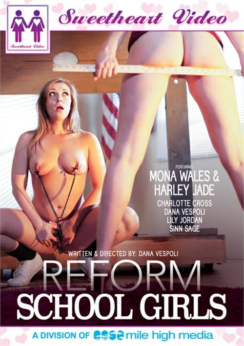 Reform School Girls Boxcover