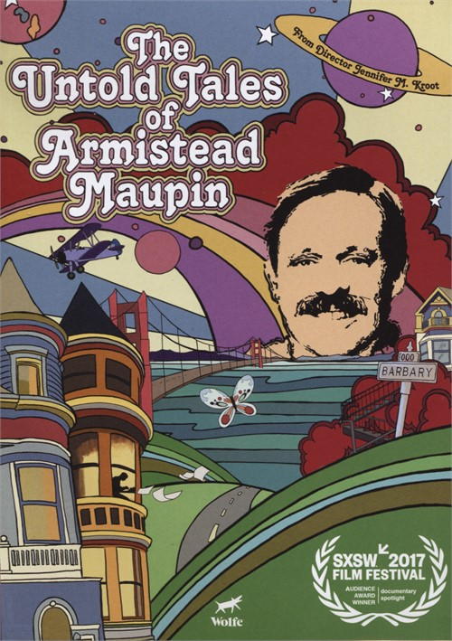 Untold Tales of Armistead Maupin, The image