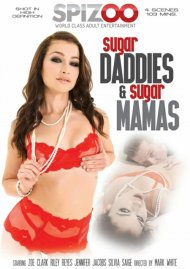 Sugar Daddies & Sugar Mamas porn DVD from Spizoo.