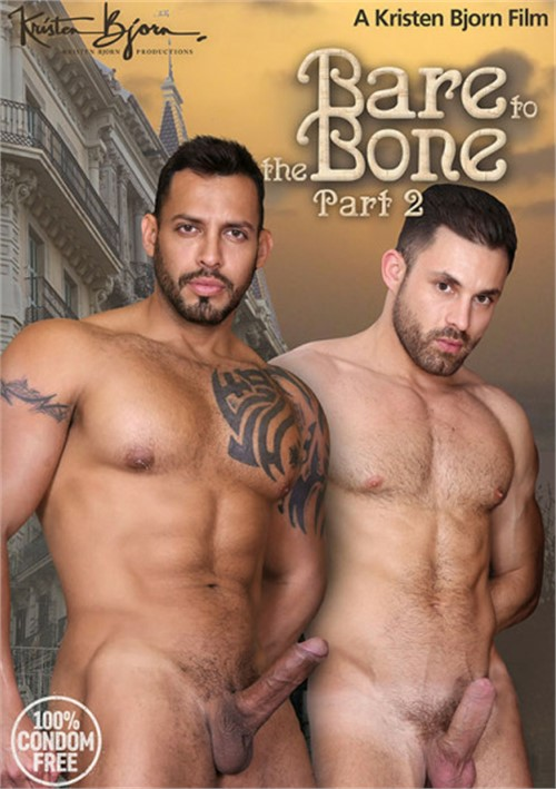 Bare to the Bone Part 2 Boxcover