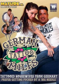 German Tattoo MILFs Porn Video