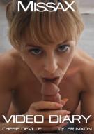 Video Diary Porn Video