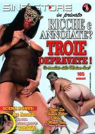In Privato Ricche E Annoiate Son Troie Depravate Porn Video