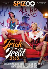Trick Or Treat XXX Porn Video