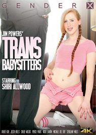 Trans Babysitters HD porn video from Gender X!