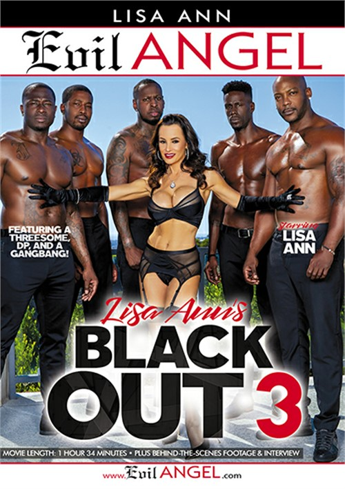 Lisa Ann's Black Out #3