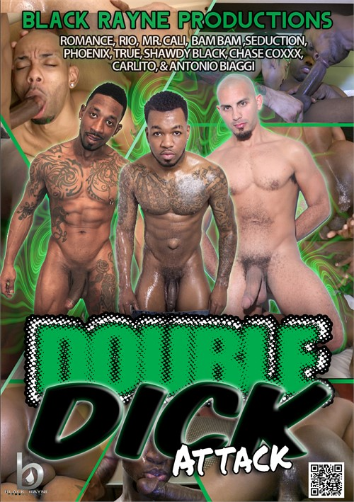 Double Dick Attack Boxcover