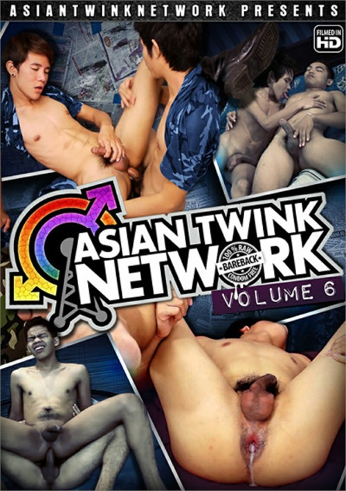 Asian Twink Network Vol. 6 Boxcover
