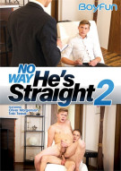 No Way He's Straight 2 Boxcover