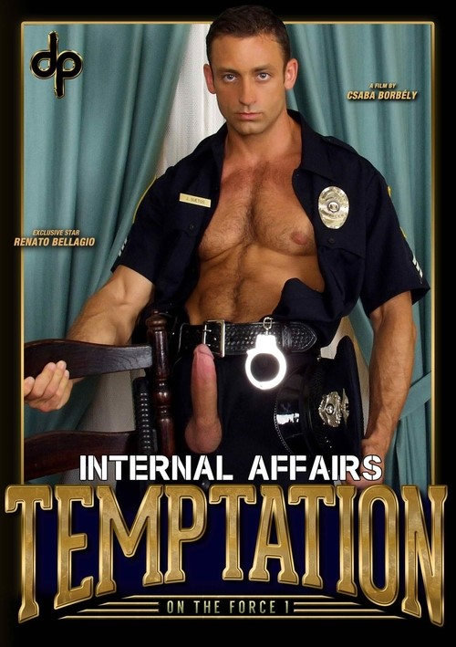 Temptation On The F-rce - Internal Affairs Boxcover