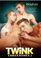 Twink Threesomes 2 Boxcover