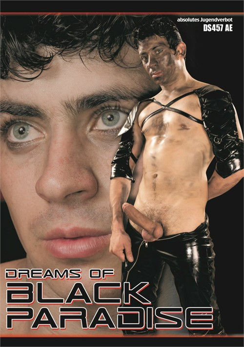 Dreams of Black Paradise Boxcover