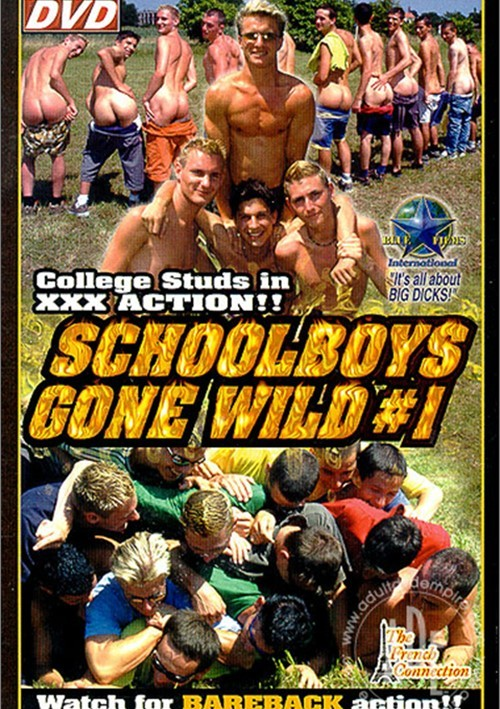Schoolboys Gone Wild #1 Boxcover
