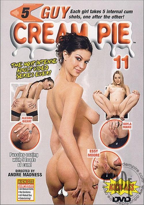5 Guy Creampie