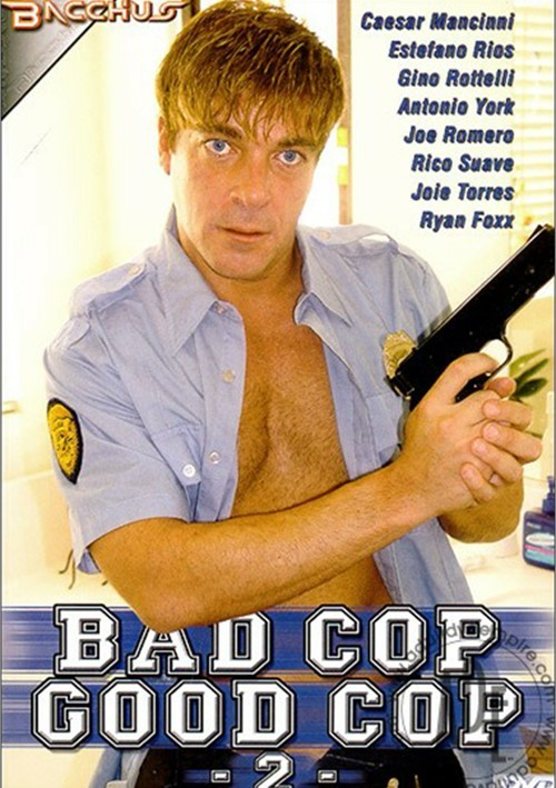 Bad Cop Good Cop 2 Boxcover