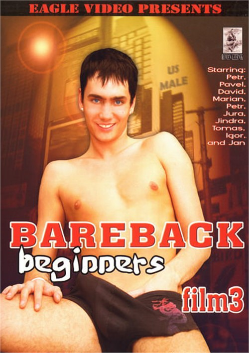 Bareback Beginners 3 Boxcover