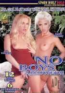 No Boys Allowed!! Porn Movie