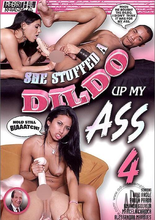 She Stuffed A Dildo Up My Ass 4