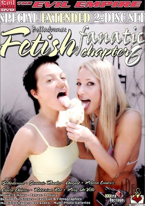 Belladonna: Fetish Fanatic 6