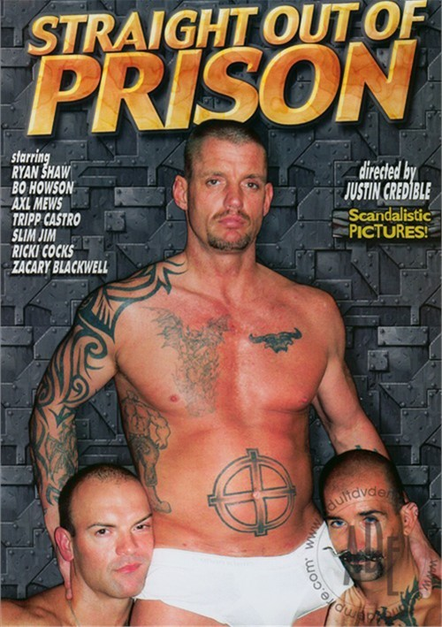 Straight Out Of Prison Boxcover