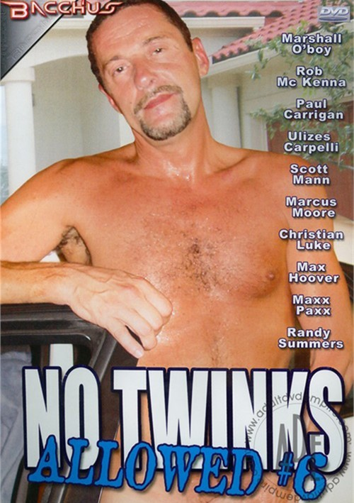 No Twinks Allowed 6 Boxcover
