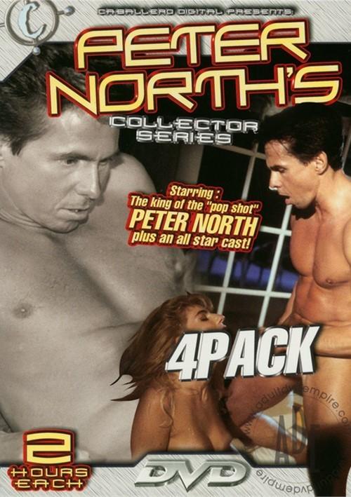 Dvd porno in confezione da 4 serie Peter Norths Collector 1997-1427