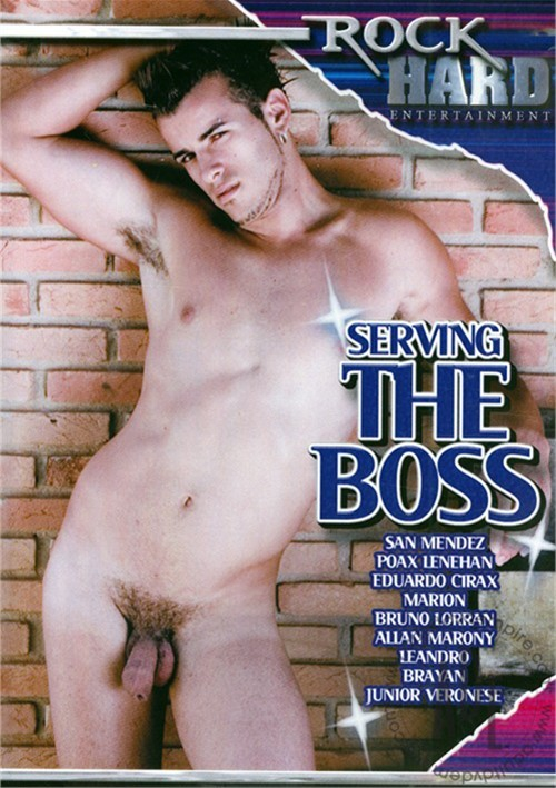 Serving The Boss Boxcover