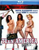 Teen America: Mission #7 Blu-ray