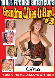 Grandma Likes It Hard #3
