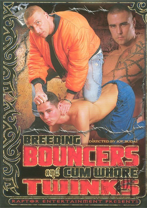 Breeding Bouncers And Cum Whore Twinks Boxcover