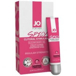JO Clitoral Stimulation Gel - Wild and Spicy Warming