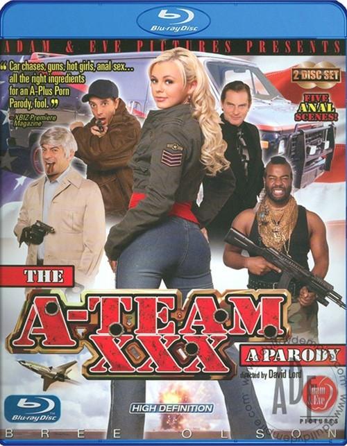 The a team porn parody
