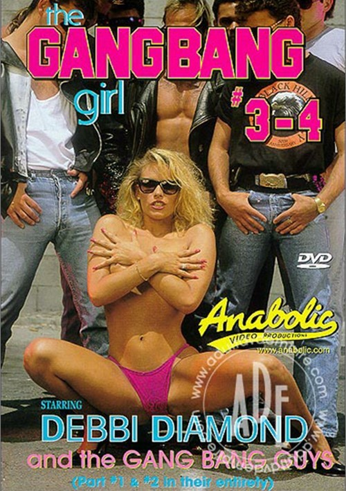 Gangbang girls series debi diamond