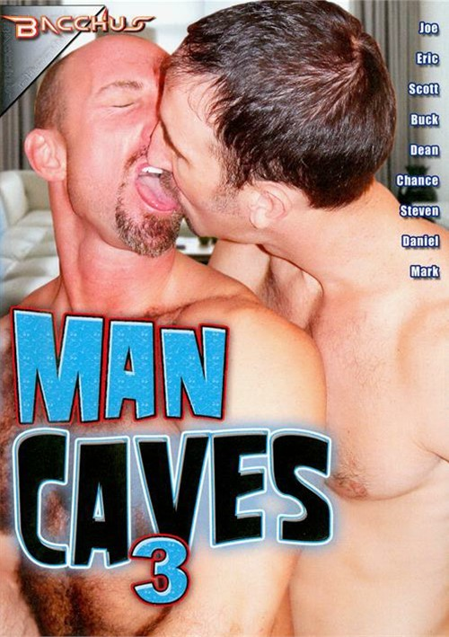 Man Caves 2 Boxcover