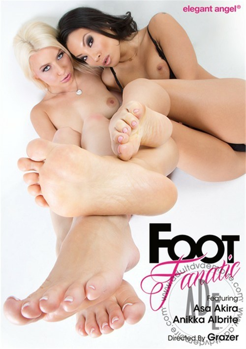 Foot Fanatic Boxcover