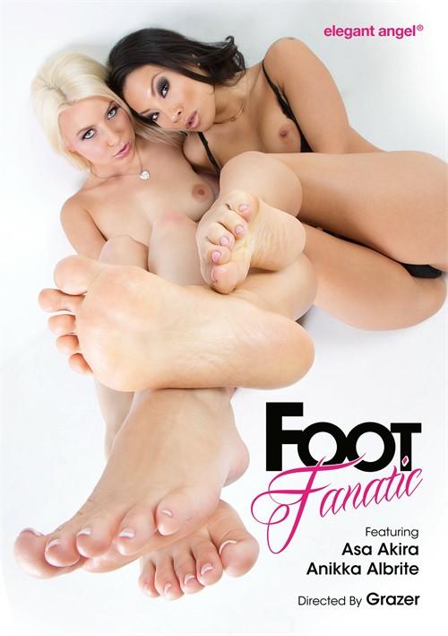 Foot Fanatic 2013  Adult Dvd Empire-4280