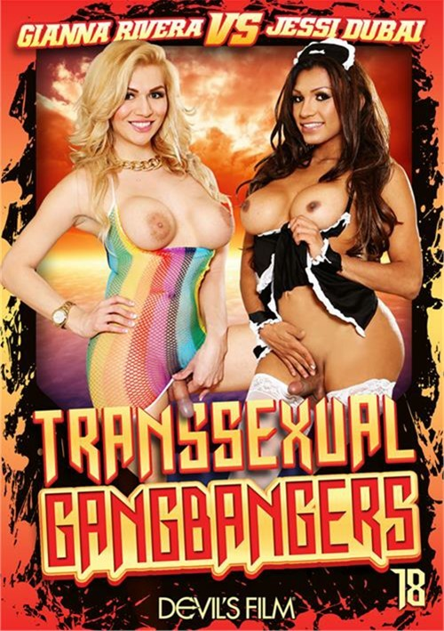 Transsexual Gang Bangers 18 (2014) | Adult DVD Empire