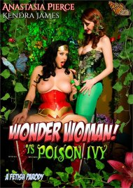 Wonder Woman vs Poison Ivy