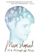 Matt Shepard Is A Friend Of Mine Gay Cinema Movie