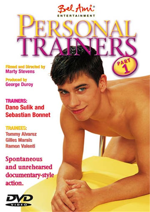 Personal Trainers 01 Cover Front