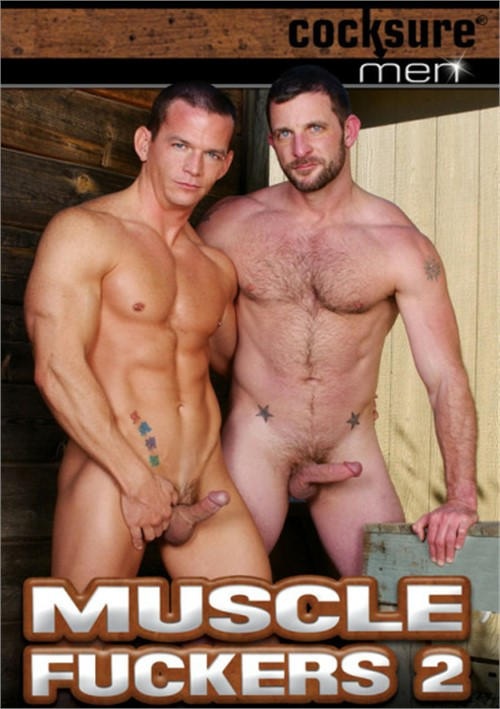 Muscle Fuckers 2 Boxcover