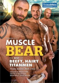 Muscle Bear: The Best of Beefy, Hairy TitanMen image