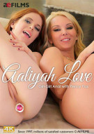 Aailyah Love: Girl-Girl Anal With Penny Pax Porn Video