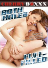 Both Holes Full-Filled Porn Video