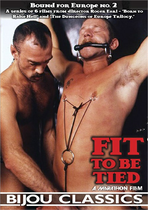 Fit To Be Tied Boxcover