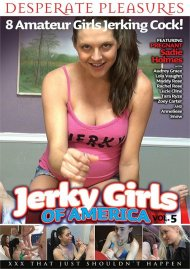 Jerky Girls Of America Vol. 5 Porn Video